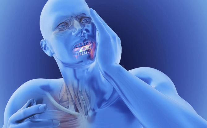 Pourquoi la mâchoire inférieure ou supérieure fait-elle mal, que faire avec la douleur à la mâchoire