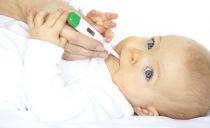 Température de dentition chez les enfants