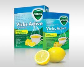 Vicks Active Sympto Max