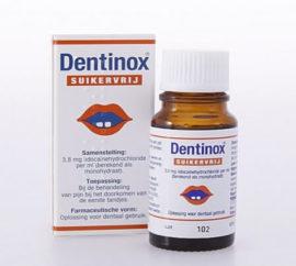 Gouttes dentaires Dentinox